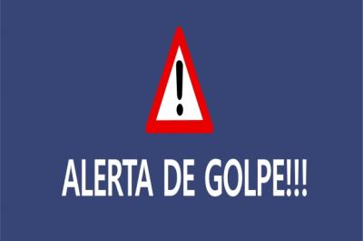 ALERTA DE NOVO GOLPE!!!