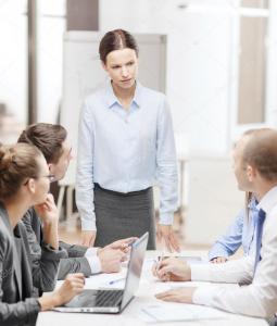 O poder da diplomacia ao falar com a equipe