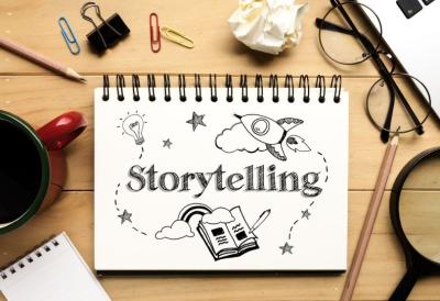 Storytelling: uma importante ferramenta também para a vida corporativa