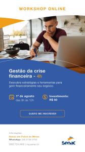 Workshop Online Gestão da Crise